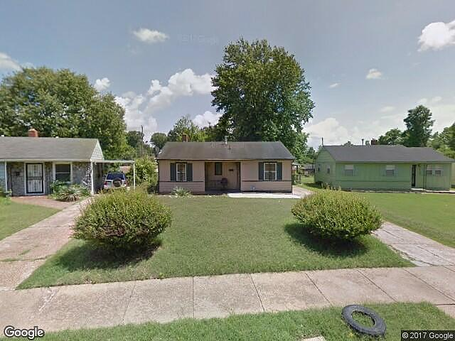 Lease to Own Home on Brantley Memphis, TN
