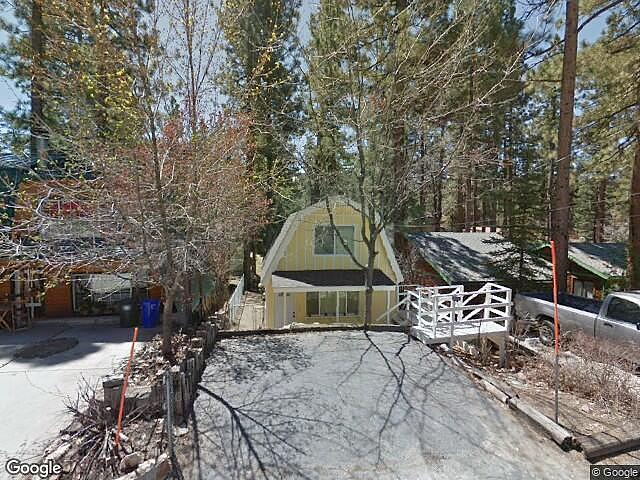Lease to Own Home on Encino Big Bear Lake, CA