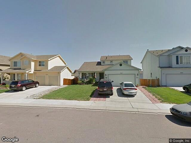 Lease to Own Home on Bentwater Fountain, CO