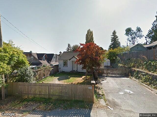 Lease to Own Home on I Bremerton, WA