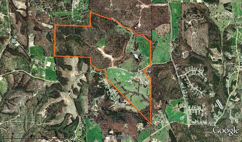 Lease to Own Home on Moss Road - 232+ Acres Jasper, GA