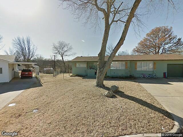 Lease to Own Home on Country Club Hominy, OK