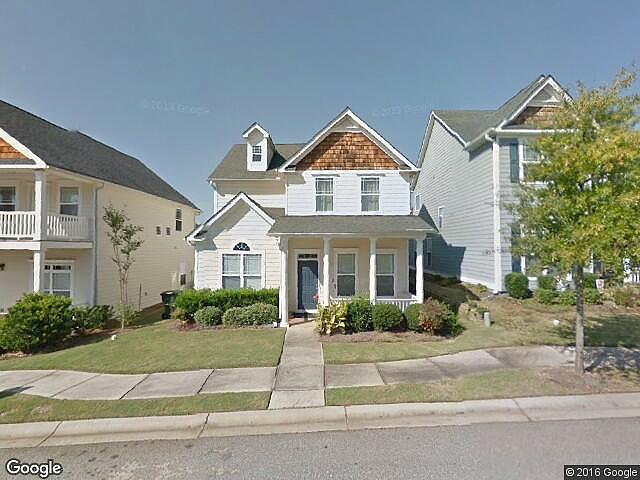 Lease to Own Home on Ivy Brook Macon, GA