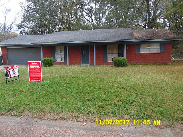Lease to Own Home on Shady Vicksburg, MS