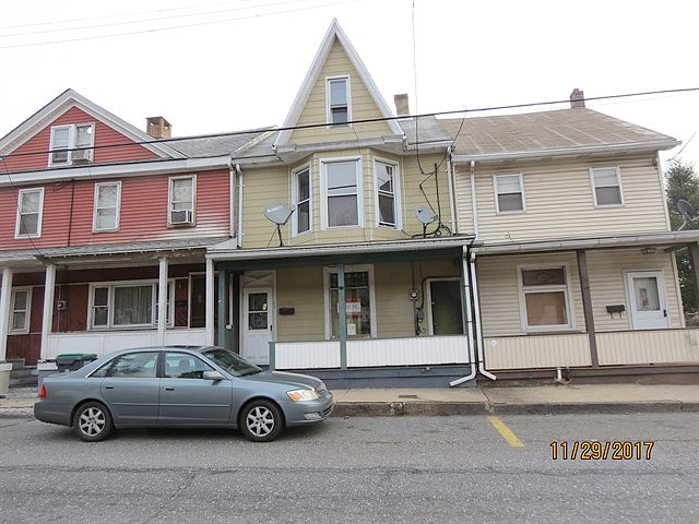 Lease to Own Home on Railroad Tamaqua, PA