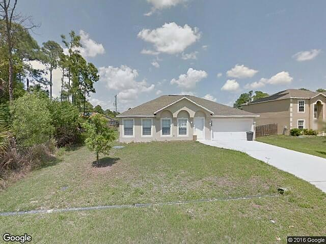 Lease to Own Home on Melrose Port St Lucie, FL