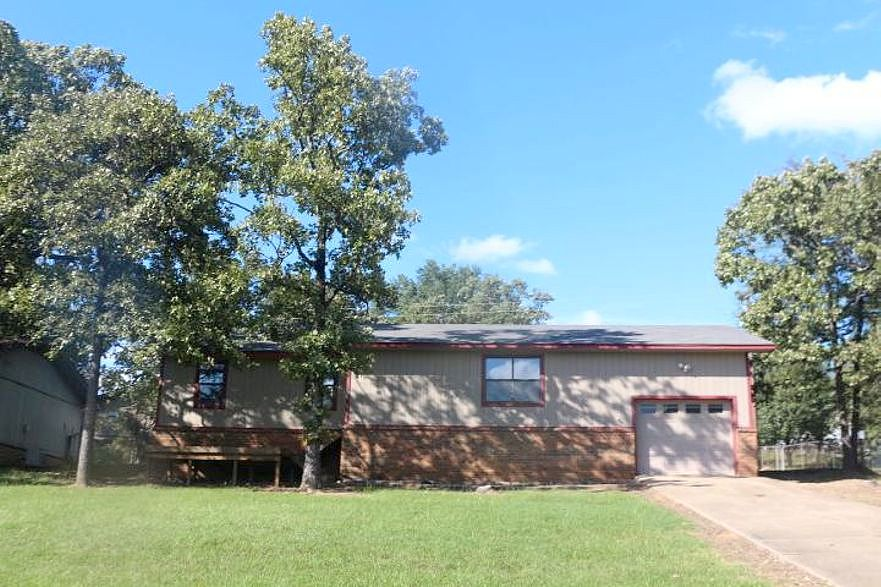 Lease to Own Home on Dequeen Hackett, AR