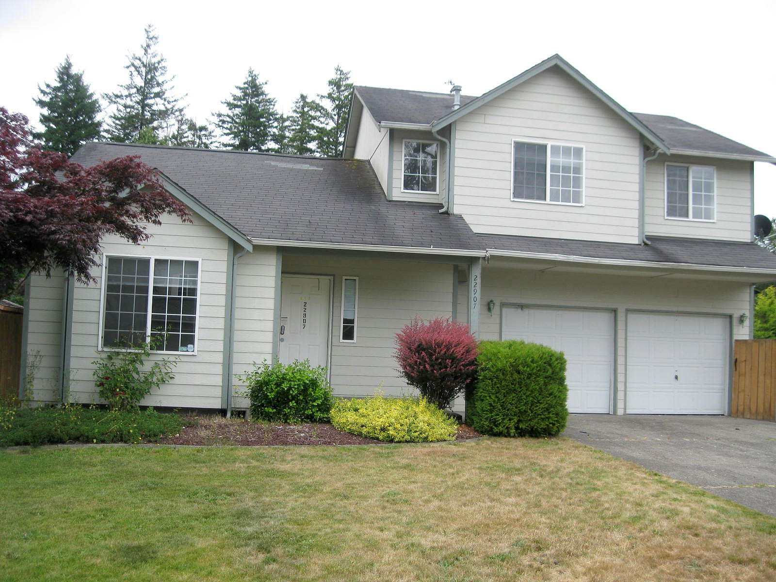 Lease to Own Home on 56Th Spanaway, WA