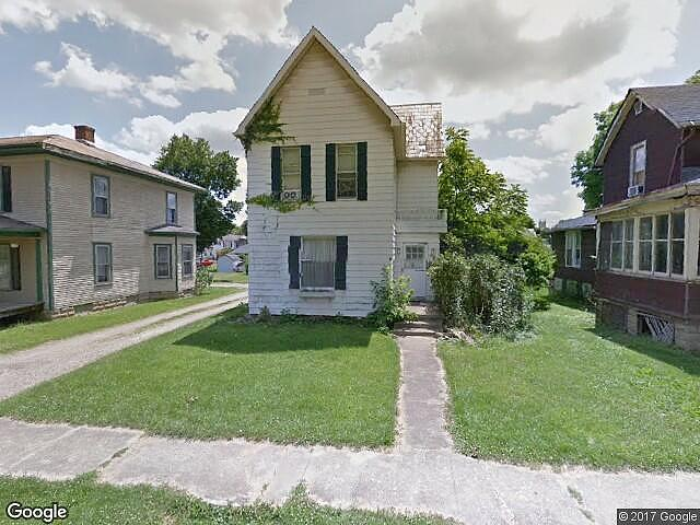 Lease to Own Home on Burgess Mount Vernon, OH