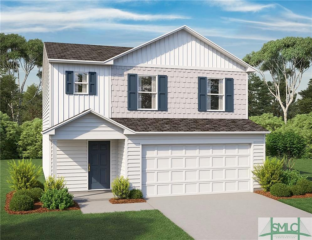 Lease to Own Home on Water Oak Way Garden City, GA