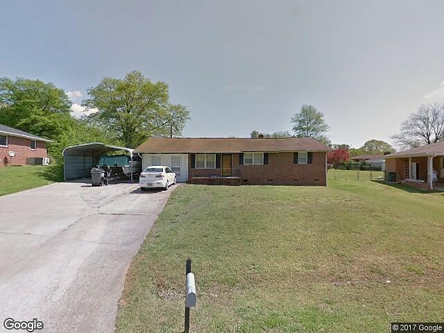 Lease to Own Home on Lawnview Greenville, SC