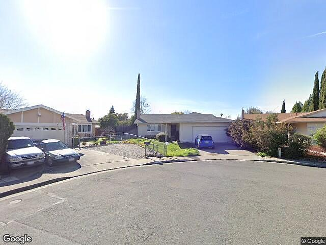 Lease to Own Home on Tilden Ct Fairfield, CA