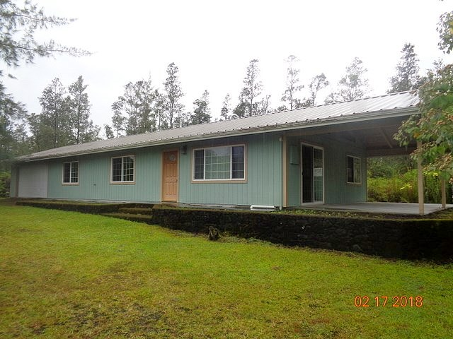 Lease to Own Home on 16- 1510 Uhini Ana Road Mountain View, HI