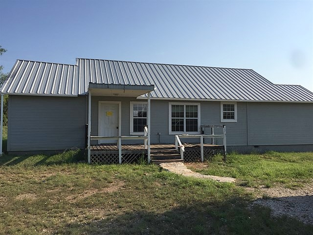 Lease to Own Home on Ford Christoval, TX