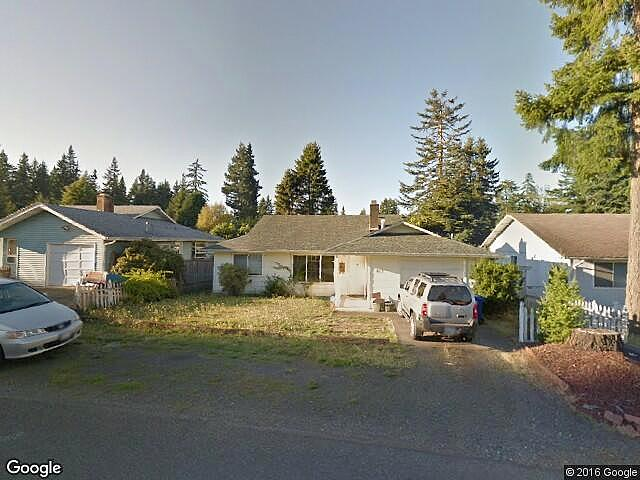 Lease to Own Home on Wyandotte Shelton, WA