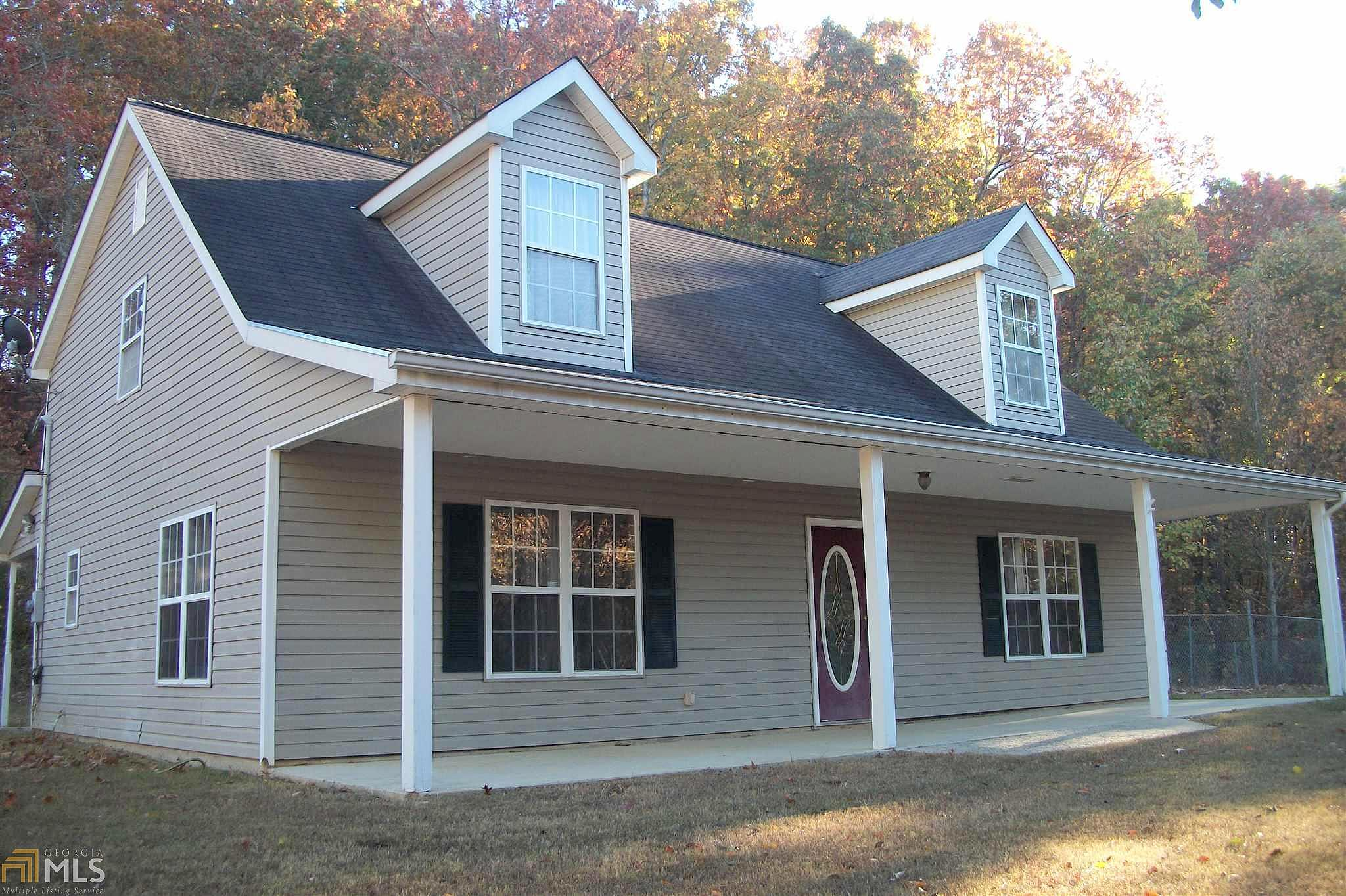 Lease to Own Home on County Road 111 Piedmont, AL