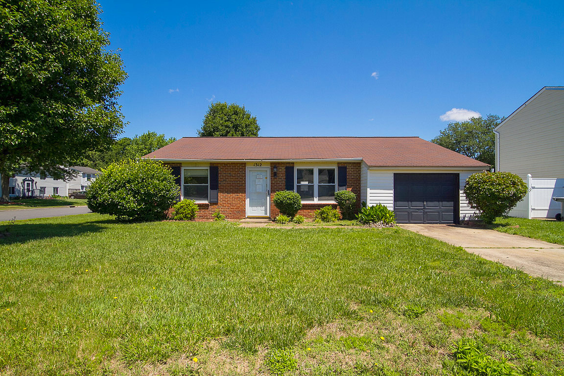 Lease to Own Home on Curtin Hampton, VA