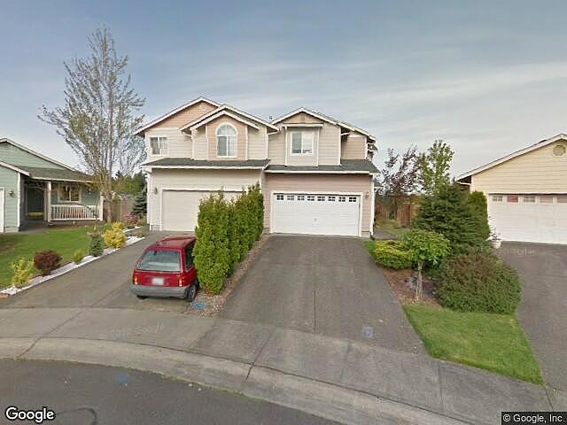 Lease to Own Home on 132Nd Street Puyallup, WA