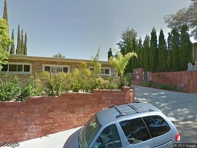 Lease to Own Home on Dona Evita Studio City, CA