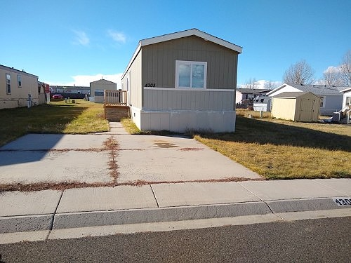 Lease to Own Home on Avenue B2 Cheyenne, WY