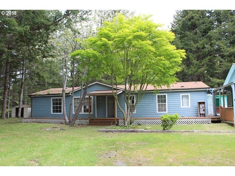Lease to Own Home on Mctimmons Bandon, OR