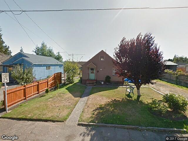 Lease to Own Home on 1St Aberdeen, WA