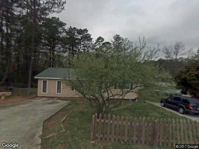 Lease to Own Home on First Summerville, GA