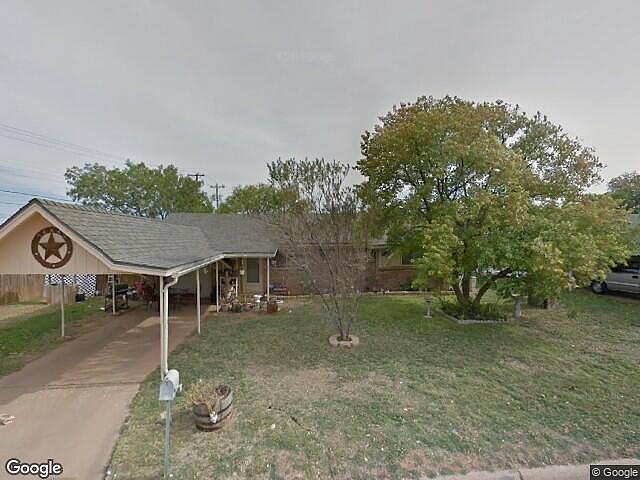 Lease to Own Home on Sherman Abilene, TX