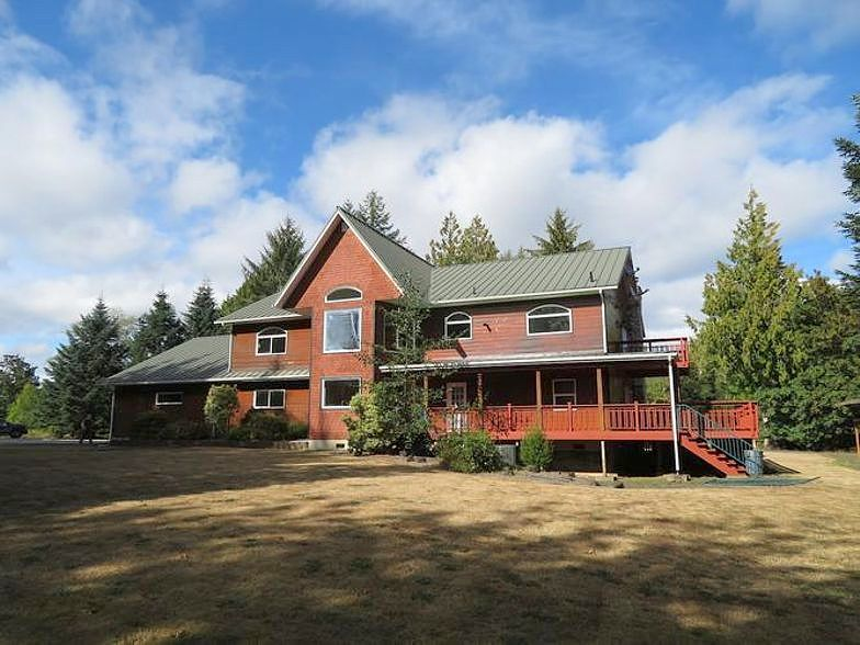 Lease to Own Home on State Rr 6 Raymond, WA