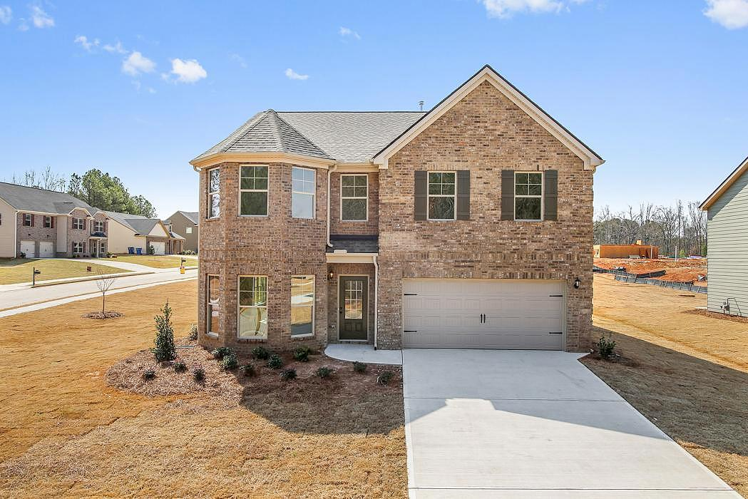Lease to Own Home on Astoria Way, Everest Iii Mcdonough, GA