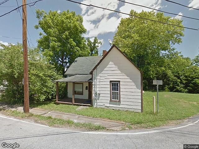 Lease to Own Home on Underdown Lenoir, NC
