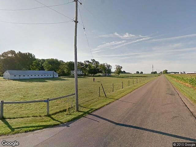 Lease to Own Home on County Road 48 Nappanee, IN