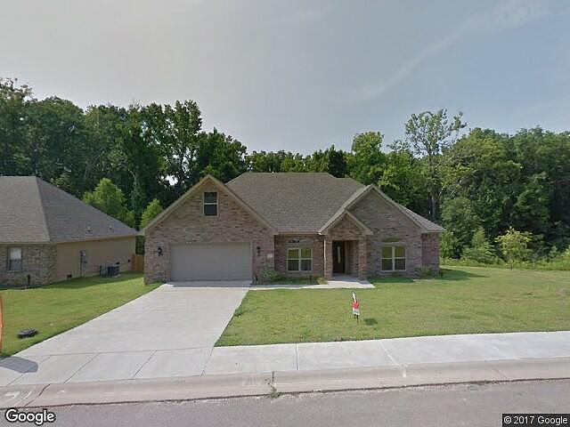 Lease to Own Home on Garden Club Bryant, AR