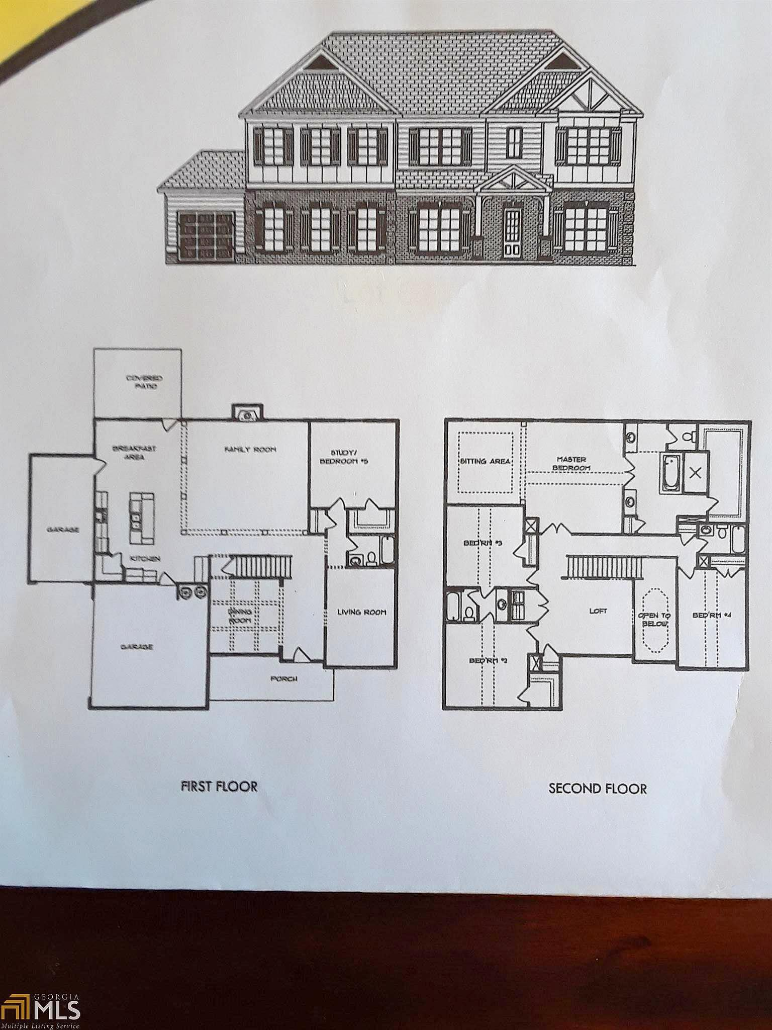 Lease to Own Home on Vantage Pt Locust Grove, GA