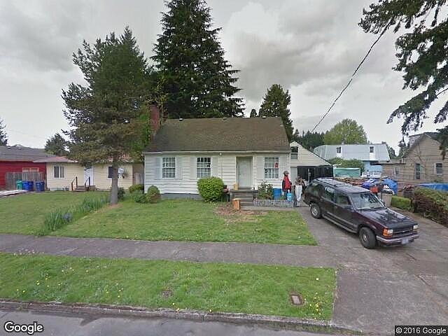 Lease to Own Home on Trumbull Portland, OR